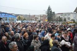 """Biserica """"Sfântul Nectarie"""" din Dej și-a serbat ocrotitorul – FOTO/VIDEO"""