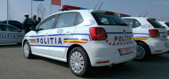 Poliţia Română vrea să cumpere aproape 6000 de maşini, în valoare de 50 milioane de euro!