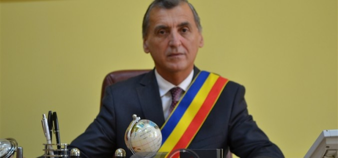 """Primarul Morar Costan: """"La mulţi ani şi un an mai bun pentru toţi dejenii!"""""""
