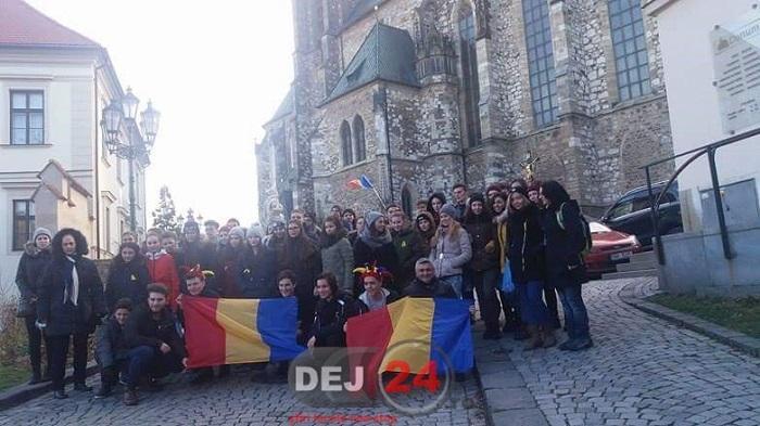 1 Decembrie scoala elevi Ziua Nationala a Romaniei (5)