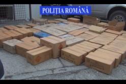 Artificii, în valoare de aproape 10.000 de euro, confiscate de polițiștii clujeni – VIDEO