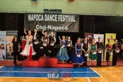 Latino Angels Dej, rezultate remarcabile la Cupa Napoca Dance Festival – FOTO