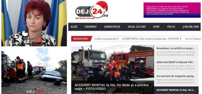 TOP ȘTIRI Dej24.ro în 2015 – Care au fost cele mai citite materiale de pe site în acest an?