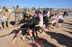 """Militarii din Dej au participat, în Afganistan, la competiția """"Highland Games"""" – FOTO"""