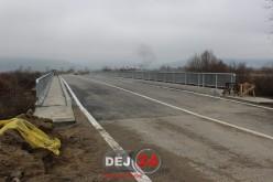 Cluj: 460 de tone de material antiderapant, împrăștiat pe drumurile județene