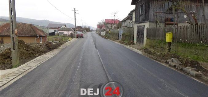 Primăria Municipiului Dej, demersuri privind asfaltarea drumului către Pintic