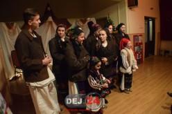 """""""Serbarea Pomului de Crăciun"""", ieri, la Liceul Tehnologic """"Constantin Brâncuși"""" Dej – FOTO/VIDEO"""