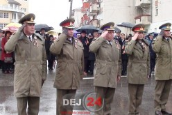Militari din Dej, prezenți la parada militară de Ziua Națională a României de la Alba Iulia