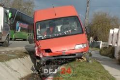 Accident rutier, soldat cu două victime, la Urișor. Două autovehicule implicate – FOTO/VIDEO