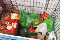 Acțiune fulger a polițiștilor! S-a lăsat cu sute de amenzi și tone de alimente confiscate