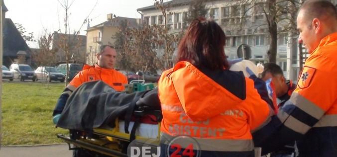 Bărbatul rănit în EXPLOZIA de la Gâlgău a DECEDAT