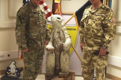 Militarii din Dej, plecați în Afganistan, vizitați de două personalități importante ale SUA – FOTO