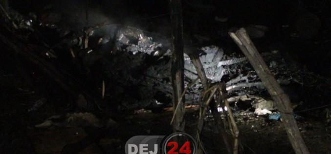 TRAGEDIE – DOI MORȚI în urma unui incendiu, în Gherla. Victimele, găsite CARBONIZATE – FOTO/VIDEO