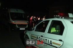 Accident MORTAL în Răscruci. Pieton, accidentat de mașină – VIDEO
