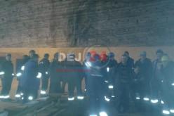 Angajații Salinei Ocna-Dej, BLOCAȚI de 37 de ore în SUBTERAN! – FOTO/VIDEO (ACTUALIZAT)