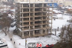 Blocul V03 din Dej rămâne în STAND-BY. Proiectul a fost amânat – FOTO/VIDEO