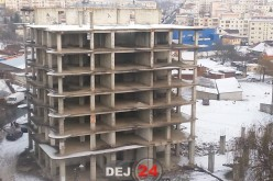 Demolarea blocului V03 din Dej, una dintre prioritățile municipalității în acest an