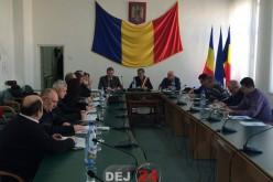 """Consilierii locali din Dej s-au întrunit azi. Când se discută cel mai """"fierbinte"""" subiect – bugetul? – FOTO"""
