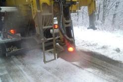Drumurile judeţene din Cluj, pregătite pentru sezonul de iarnă