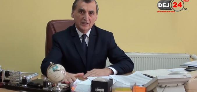 Reuniune PSD! Morar Costan a fost numit preşedinte interimar al PSD Dej – FOTO