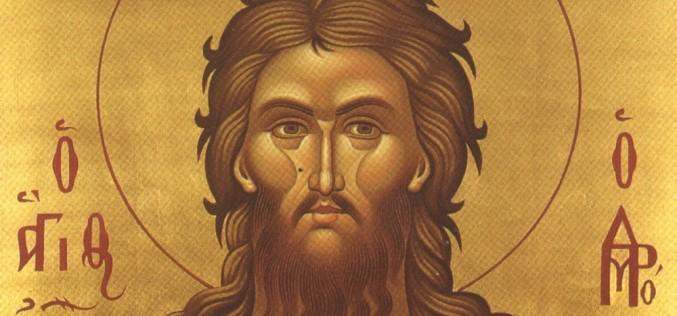 Astăzi se sărbătorește Nașterea Sfântului Ioan Botezătorul! Tradiții și obiceiuri