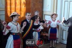 Unirea Principatelor Române, sărbătorită la Dej – GALERIE FOTO/VIDEO