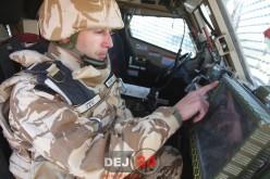 INTERVIU – Plt. Traian Uțu, comandant de grupă în Afganistan. 10 ani petrecuți la Dej – FOTO
