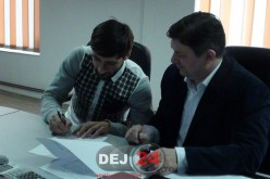 Academia de Fotbal Paul Papp are de astăzi un sponsor important – FOTO/VIDEO