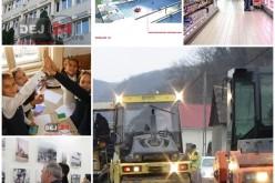 DEJ – Planuri, proiecte, investiții și proiecții pentru anul 2016