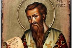 Sfântul Vasile, sărbătorit astăzi, în prima zi din an