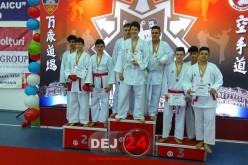 CS Budokan Ryu, încununat de succes la Cupa Banzai – FOTO