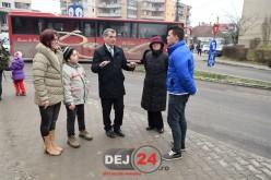 Locuitorii din Dej, chestionați cu privire la viitorul blocului V03 – FOTO/VIDEO