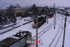AVERTISMENT! CFR a anulat 41 de trenuri din cauza condițiilor meteo