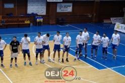 VOLEI – Unirea Dej a cedat la Piatra Neamț, scor 3-1