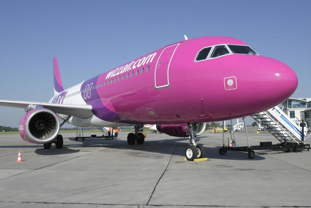 Wizz air Cluj-Napoca aeroport