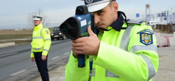 ATENȚIE ȘOFERI! Poliția Română a fost dotată cu jucării noi – radare cu laser