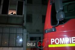 """Un dejean care se uita la TV s-a """"trezit"""" cu pompieri, medici și polițiști lângă el – FOTO/VIDEO"""