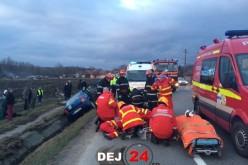 ACCIDENT MORTAL la Fundătura. IMPACT VIOLENT cu un cap de pod – FOTO/VIDEO
