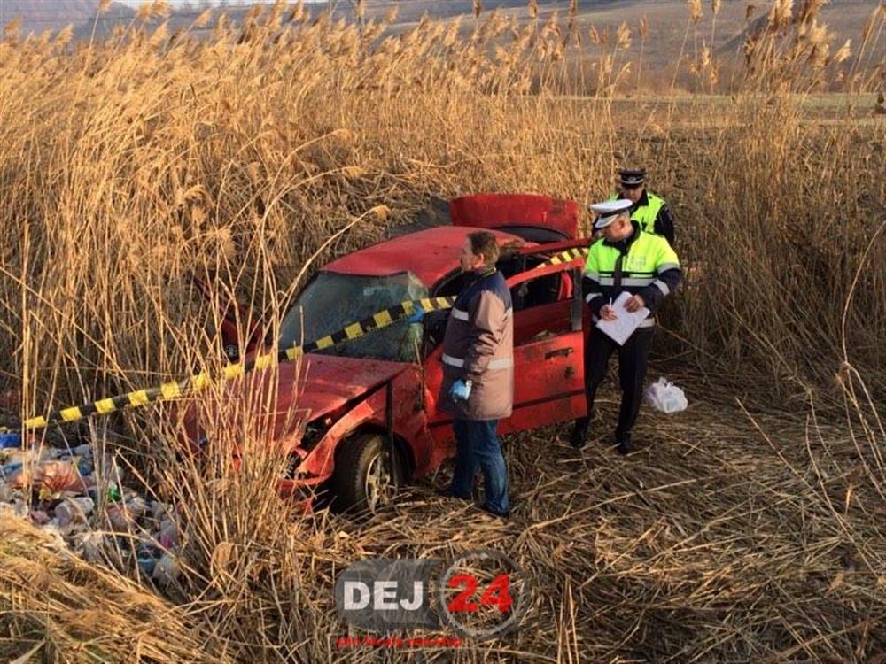 Accident DJ109C Fizesu Gherlii (5)
