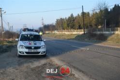 ACCIDENT la Câțcău! Șoferul vinovat era sub influența alcoolului