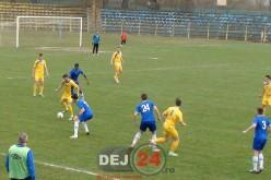 FOTBAL – FC Unirea Dej – Comuna Recea, mâine, pe Stadionul Municipal