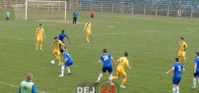 Trei meciuri într-o singură săptămână pentru FC Unirea Dej. Doar două se joacă!