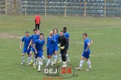 FC Unirea Dej – AFK Csikszereda Miercurea Ciuc, mâine, în ultima etapă a campionatului
