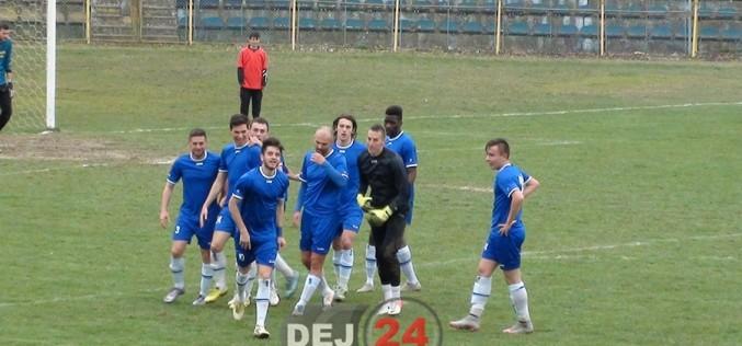 FC Unirea Dej – Odorheiu Secuiesc 1-1. ȘASE MECIURI CONSECUTIVE FĂRĂ ÎNFRÂNGERE pentru dejeni!