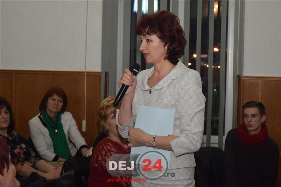 Mariana Ilies simpozion Ziua Femeii (3)