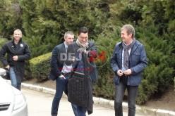 INTERVIU VIDEO EXCLUSIV – Răzvan Burleanu, președintele Federației Române de Fotbal, prezent la Dej