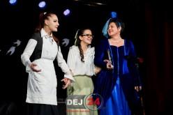 Municipiul Dej, reprezentat cu onoare la Festivalului Școlii Populare de Arte din Cluj-Napoca – FOTO