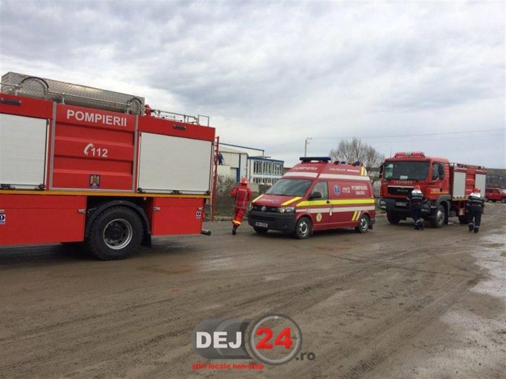 Simulare Detasamentul de Pompieri Dej (7)