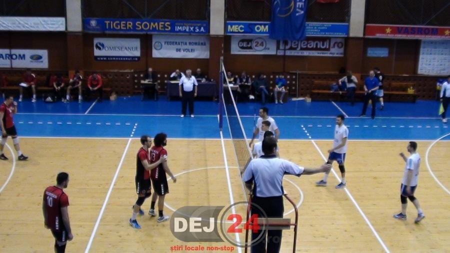 Unirea - Dinamo Bucuresti volei (3)
