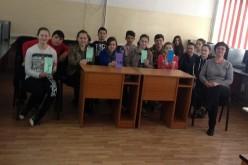 Ziua Mondială a Apei, marcată la Școala Gimnazială Câțcău – FOTO